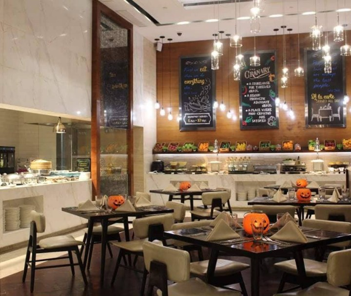 RHI Halloween-themed Friday Dinner Buffet_2