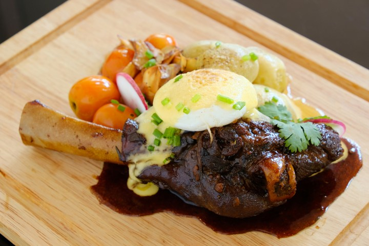 Great at 8 - Chef's Specials_Aussie Lamb Shank