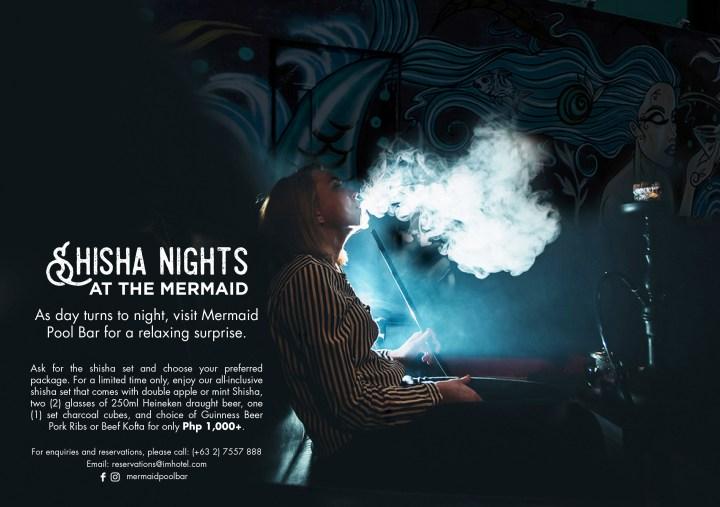 Shisha Nights at Mermaid
