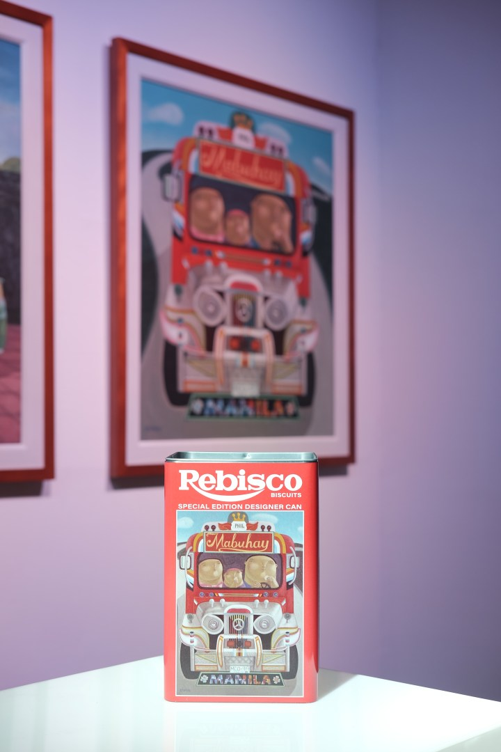 Red - Roel Obemio