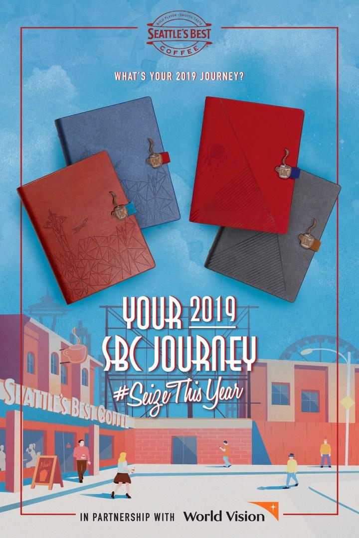 Your 2019 SBC Dream Journal KV