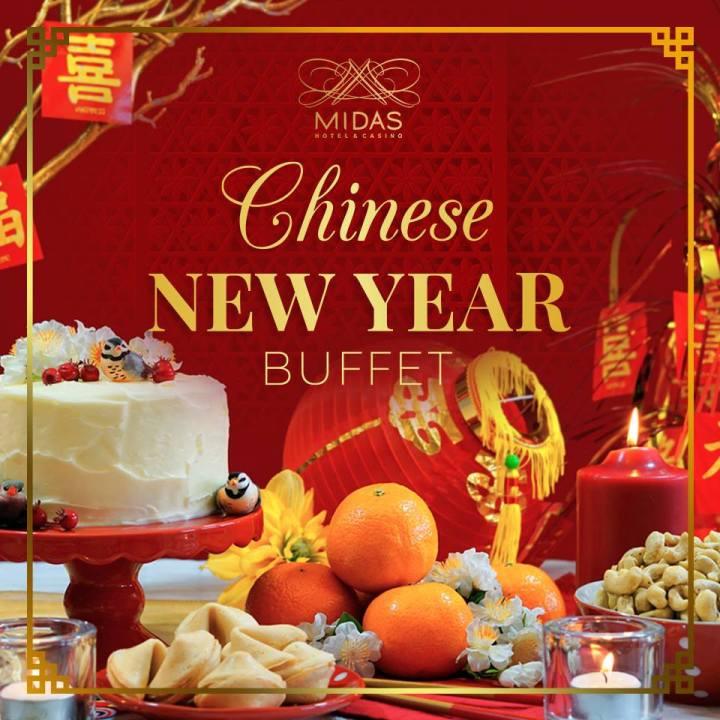 Chinese New Year Promo 2019
