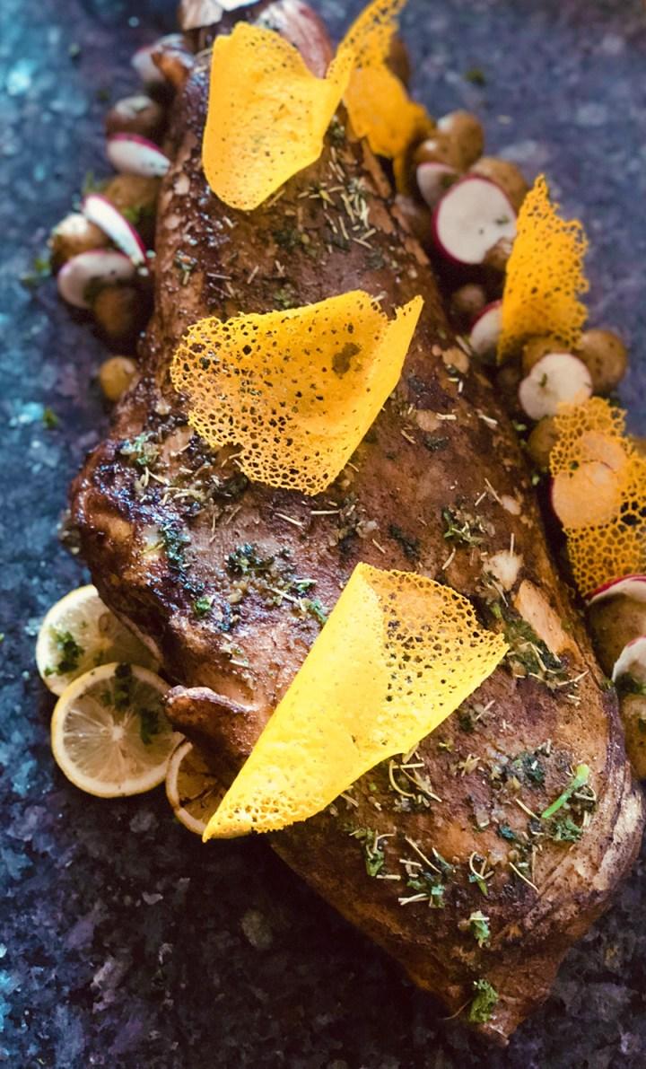 ERH L'amour Valentine's Dinner Buffet - Leg of Lamb