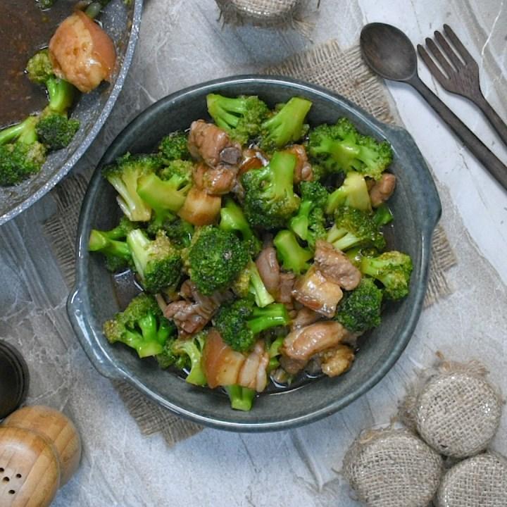 Pork Broccoli Recipe