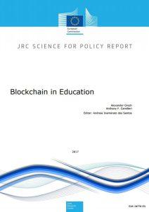 Доклад Еврокомиссии — «Блокчейн и образование»