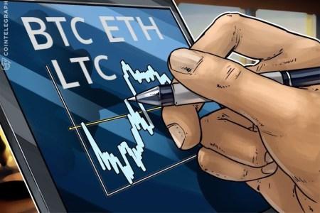Анализ криптовалют: Bitcoin, Ethereum, Litecoin