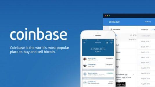 Coinbase: 100 тысяч пользователей за сутки
