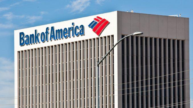 Bank of America добавил торговлю фьючерсами на биткоины