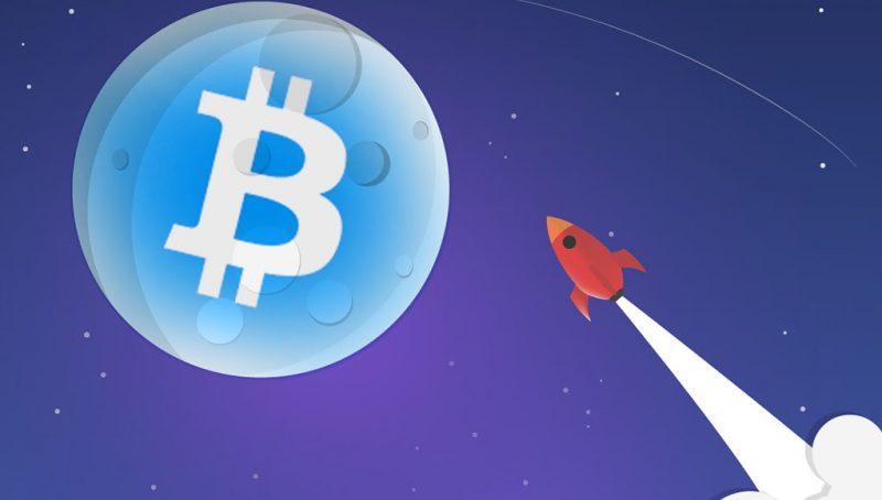 Курс Bitcoin пробил отметку в $12 000