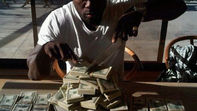 Репер 50 CENT вспомнил о своих биткоинах и стал миллионером