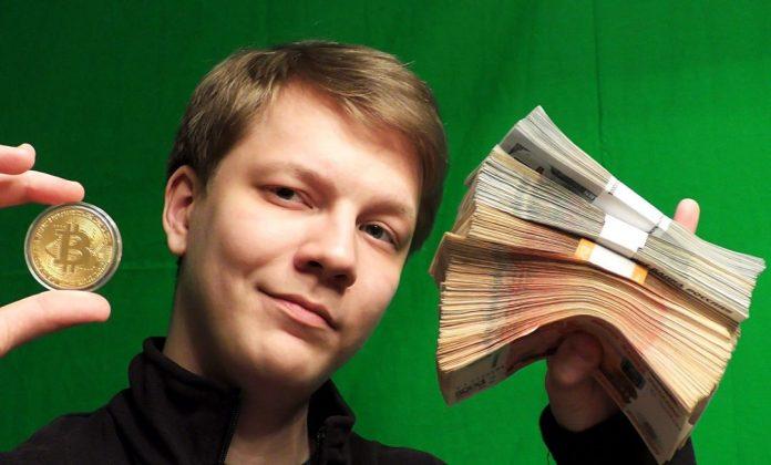 Под Петербургом избили и ограбили криптовалютного Youtube-блогера