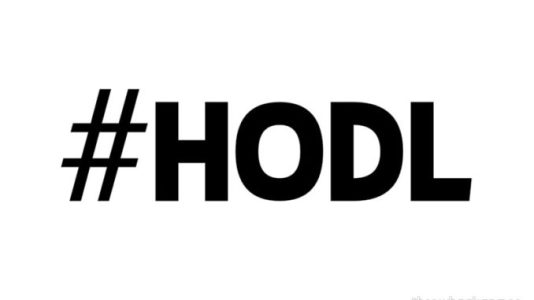 HODL – наше всё