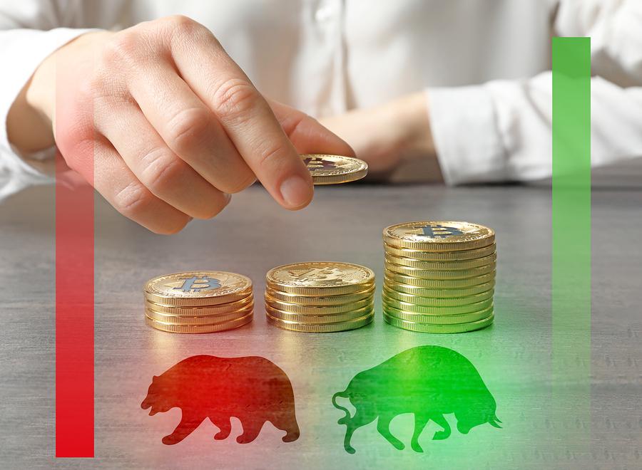 Падение или рост? Куда двинется цена биткоина?