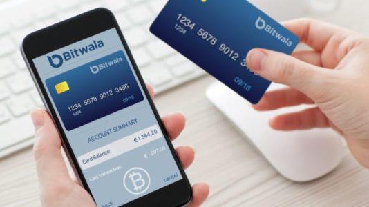 Bitwala запускает новый сервис с дебетовой картой