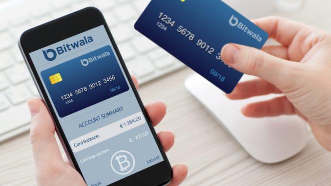Bitwala запускает мобильное приложение для BTC-платежей