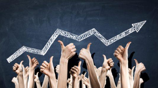 Технический анализ: биткоин продолжает свое восхождение