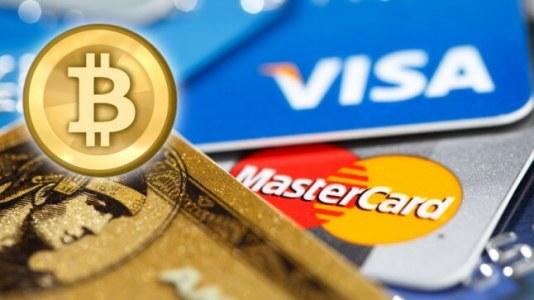 Дебетовые биткоин карты: Visa и Mastercard (2018)
