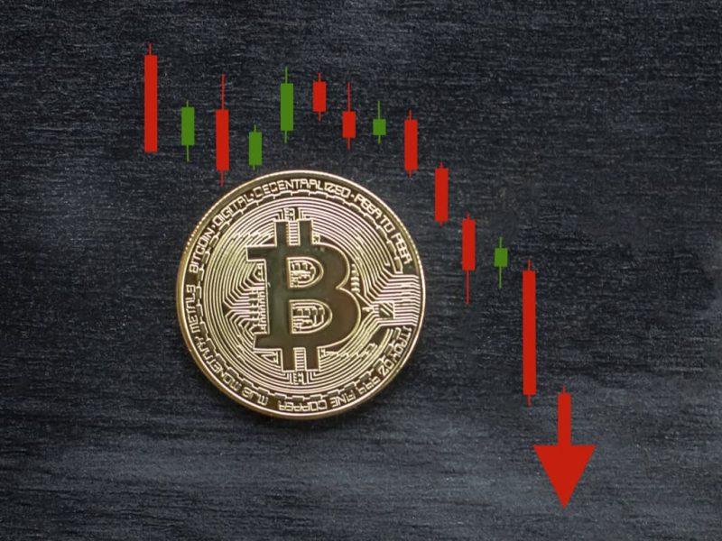 На выходных ожидается падение цены биткоина