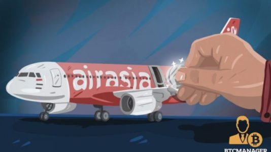 Авиакомпания Air Asia выпустит собственную криптовалюту