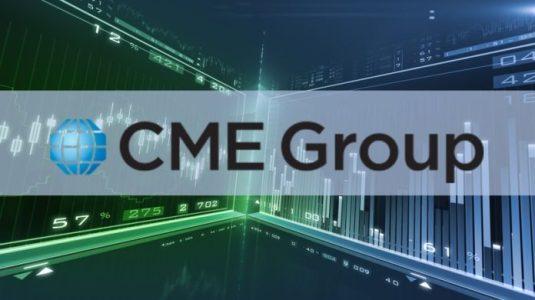 Cреднедневной объем торгов биткоин-фьючерсами на CME вырос на 41%
