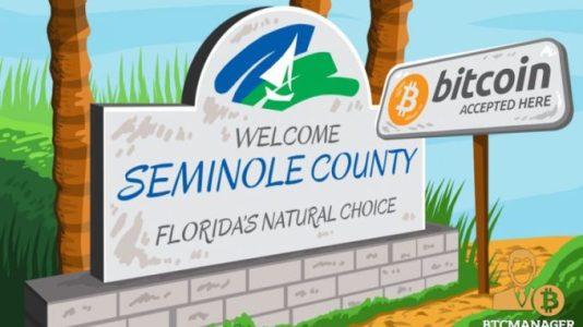 Штат Флорида принимает налоги в биткоинах