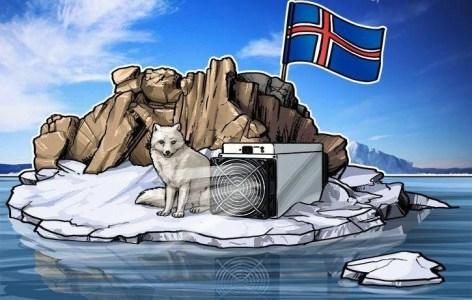 Исландия превратилась в рай для майнинга криптовалют