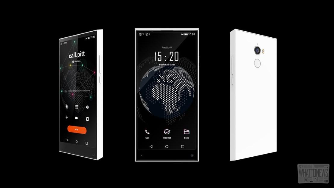 Стартап Pundi X представил первый действующий блокчейн-смартфон XPhone