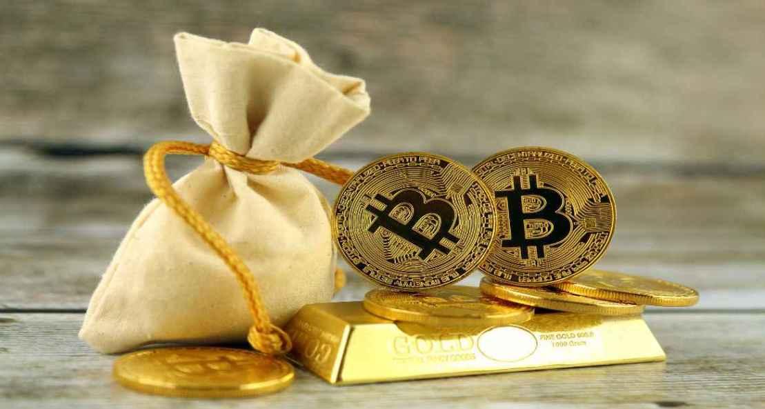 Аналитик фондового рынка Кристофер Интон: К счастью для золота, биткоин — не конкурент