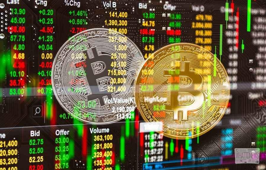Волатильность биткоина всё ещё остается на 15-месячном минимуме