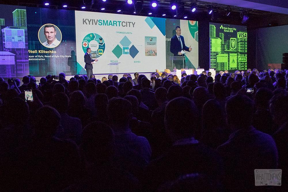 Киев получил представительство Smart City в Кремниевой долине