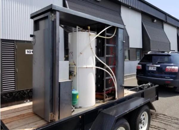 В Квебеке передвижные майнинговые установки обогревают дома и производства