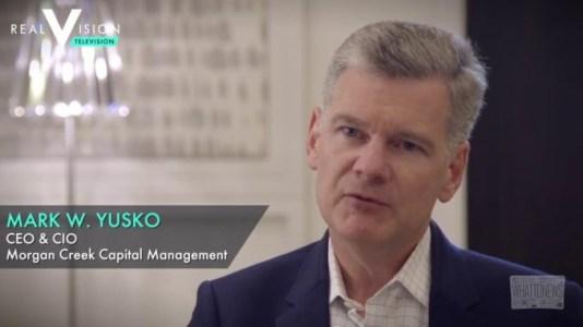 Марк Юско: через 10 лет ваши инвестиции в BTC вырастут в 20 раз