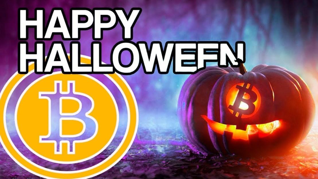 Ночь живых ходлеров: лучшие криптокостюмы Хеллоуина 2018