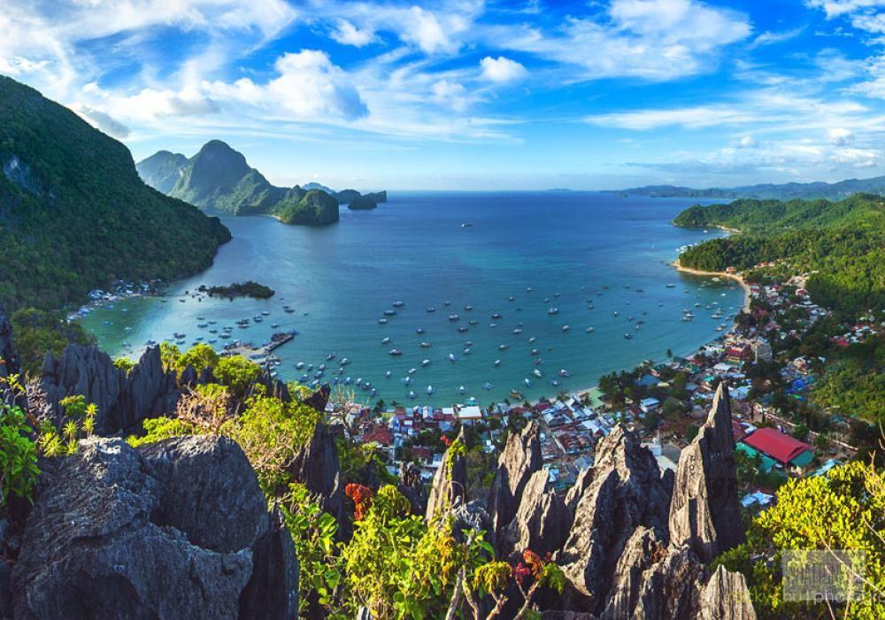 Жители Филиппин будут получать ETH за уборку пляжей