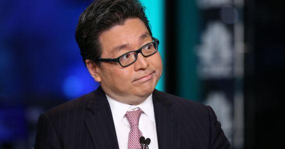 Том Ли анонсировал новый максимум BTC к 2020 году