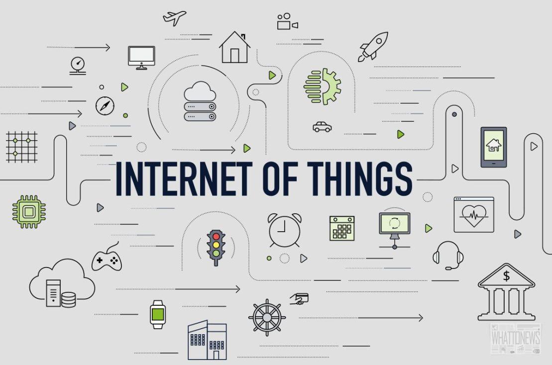 Насколько важна технология блокчейн для интернета вещей