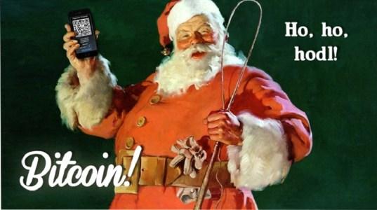 Эксперт объясняет текущий рост биткоина «ралли Санта-Клауса»