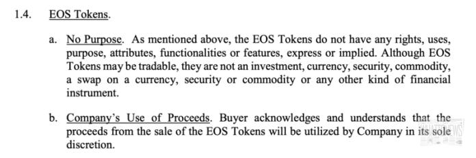 Экосистемой EOS управляют олигархи?