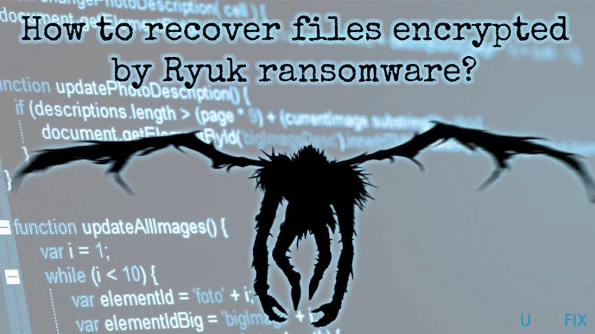 Шифровальщик-вымогатель Ryuk собрал $3,7 млн за пять месяцев