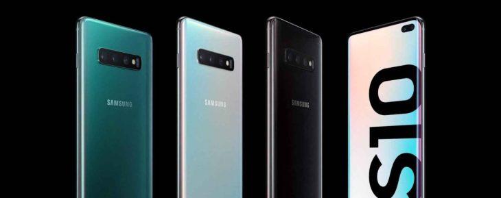 Galaxy S10 будет поддерживать Bitcoin, Ethereum, Enjin Coin и Cosmo Coin