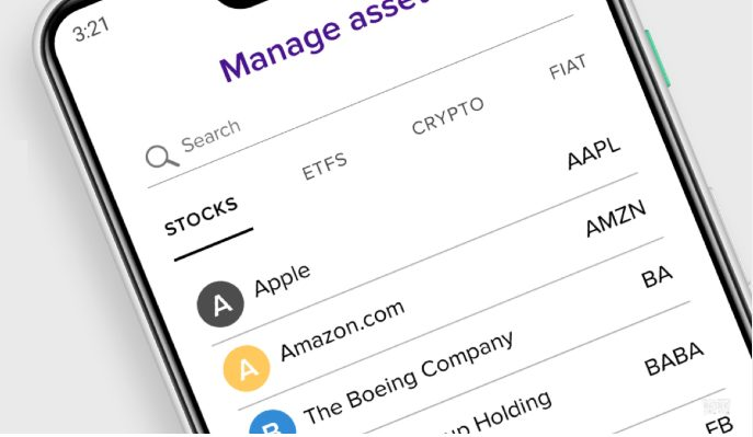 В приложении Abra появится возможность инвестировать биткоины в акции и ETF