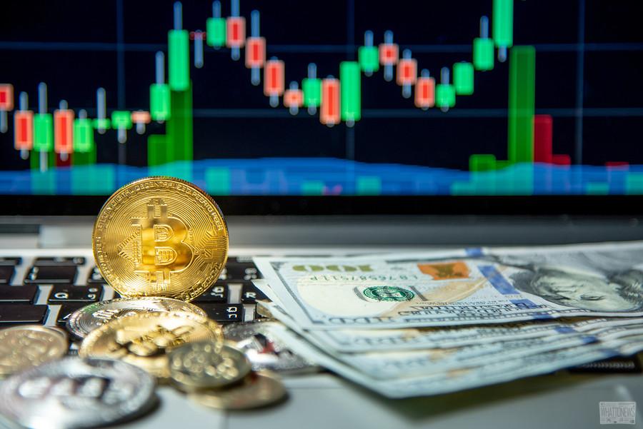 Аналитик Люк Мартин поставил на рывок биткоина до $4120