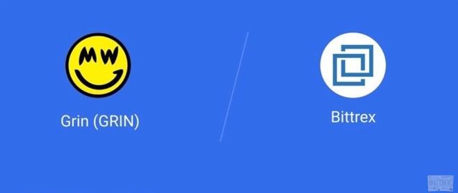 Bittrex добавила в листинг GRIN