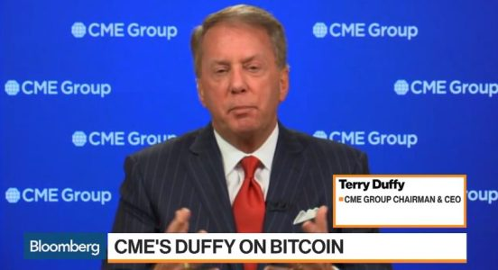Глава CME Group: биткоин может дойти до $8000, но еще не достиг дна