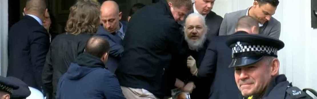 После ареста Ассанжа на биткоин-адрес WikiLeaks поступило более 20 транзакций
