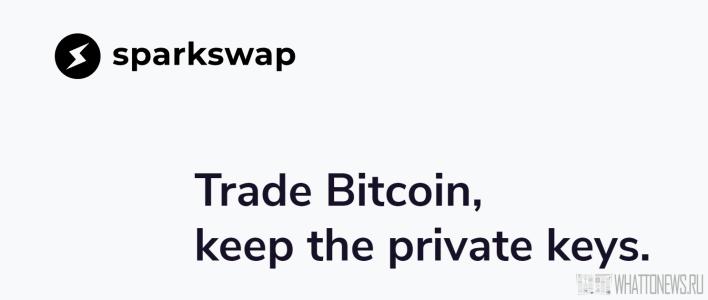 Sparkswap публично представил бета-версию своей децентрализованной криптобиржи