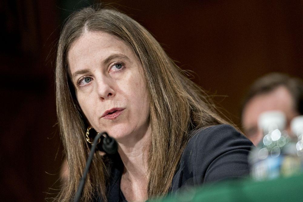 Замминистра финансов США призвала криптобиржи соблюдать законы, выступая на Consensus
