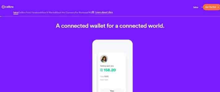 Facebook анонсировала Calibra — цифровой кошелёк для новой криптовалюты Libra