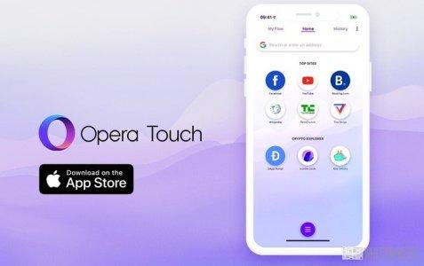 Opera выпустила браузер с криптокошельком для iOS-устройств
